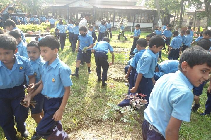 Vivekananda Kendra Vidyalaya-Environment Day