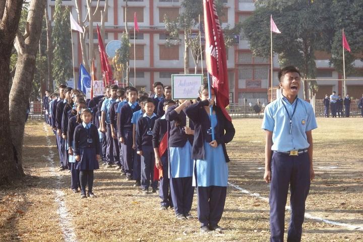 Vivekananda Kendra Vidyalaya-Parade