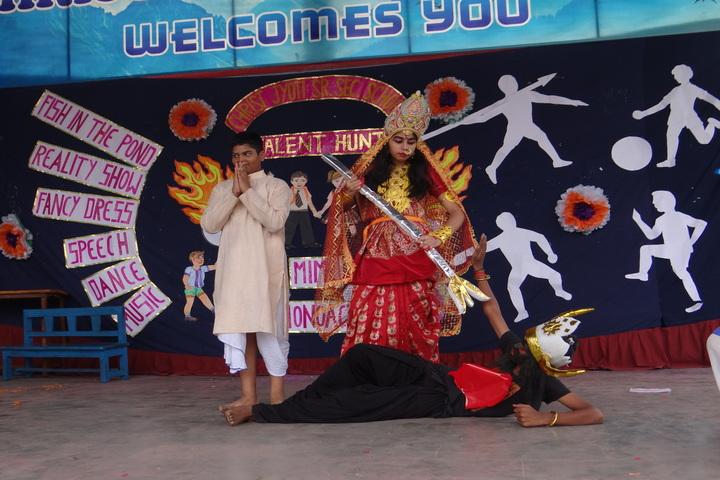 Christ Jyoti School, Singrauli-Drama