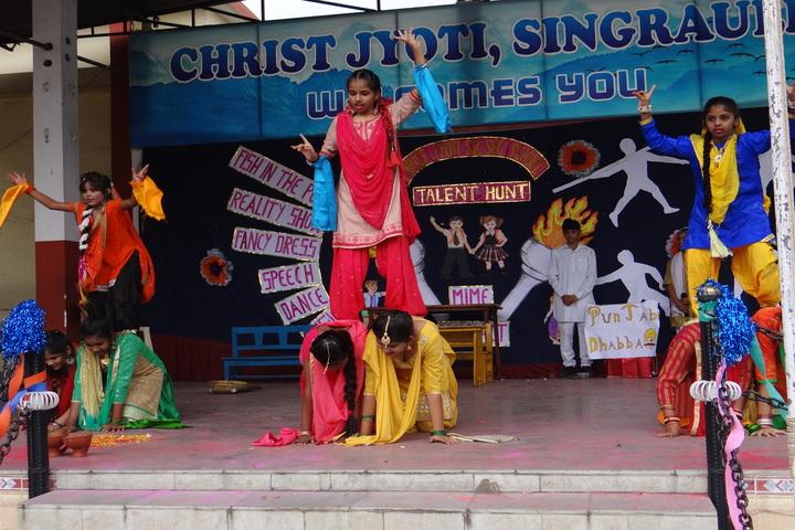 Christ Jyoti School-Events