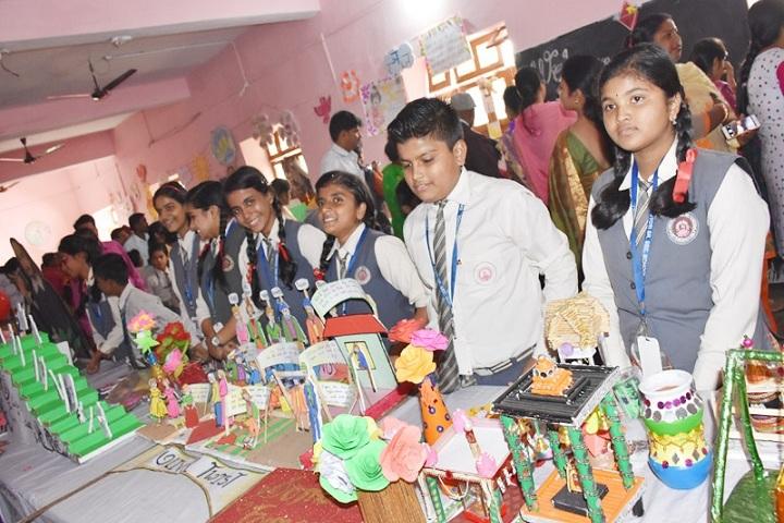 Christ Jyoti School-Exhibition