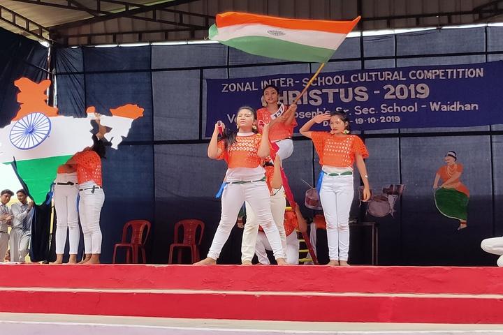 Christ Jyoti School-Republic day Celebration