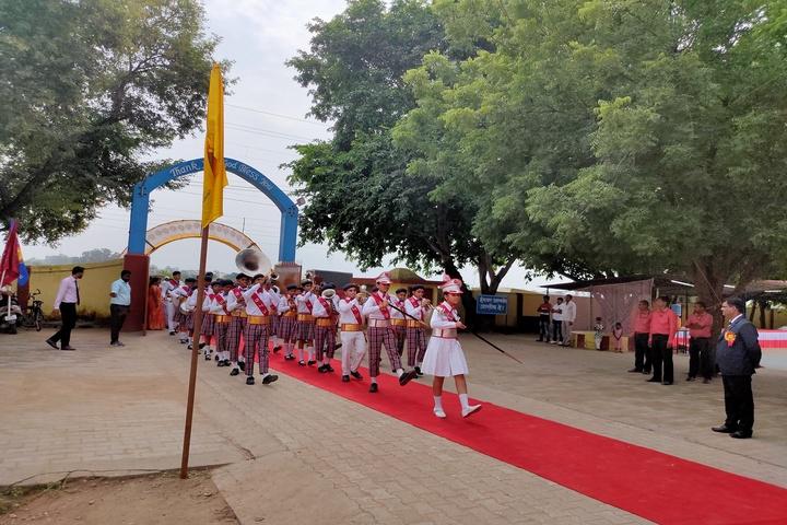 Christ Jyoti School-Sports day