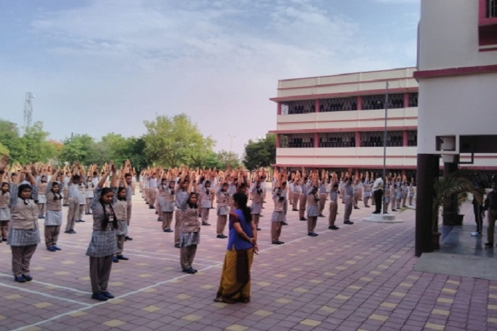 Christu Jyoti Convent School-Physical Exercise