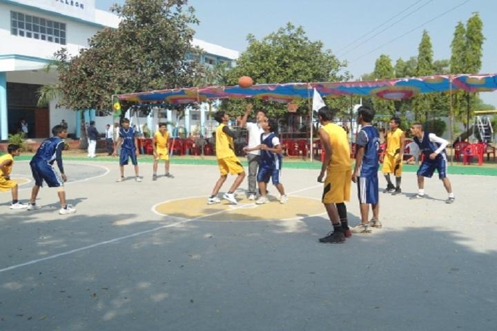 Christu Jyoti Convent School-Playground