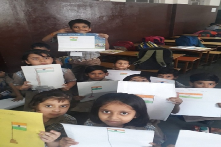 Christu Jyoti Convent School-Drawing Competition