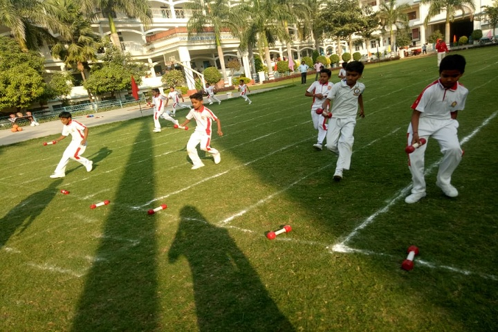 City Central School-Sports