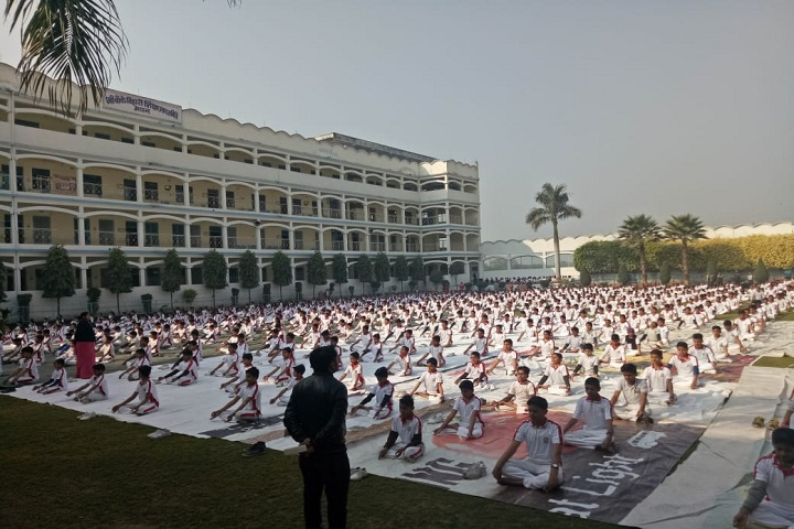 City Central School-Yoga day