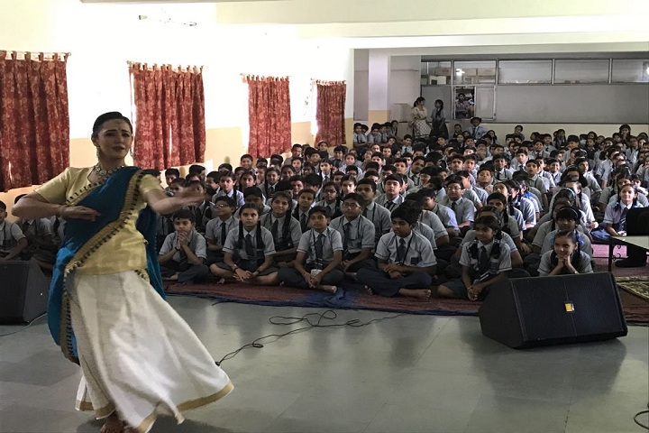 Colonels Academy-Dance Class