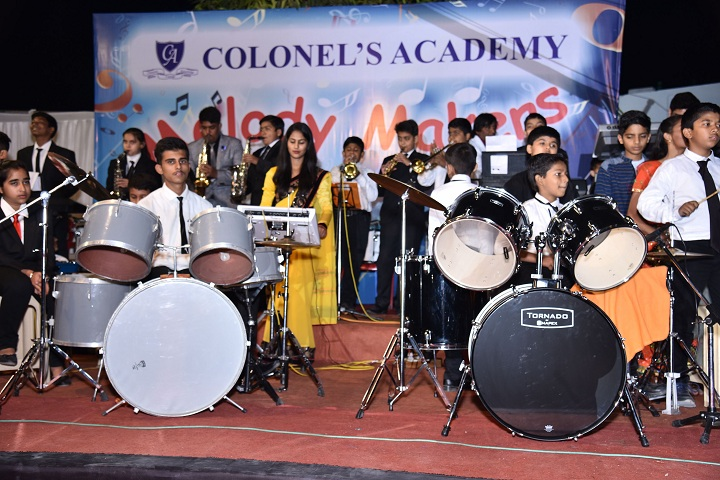 Colonels Academy-Music Competition
