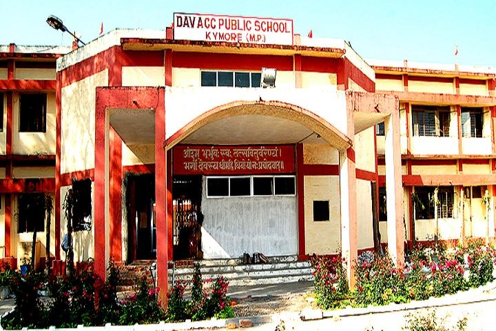 DAV ACC Public School-Campus