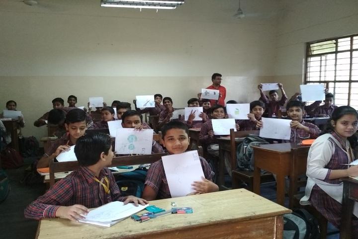 DAV ACC Public School-Classroom