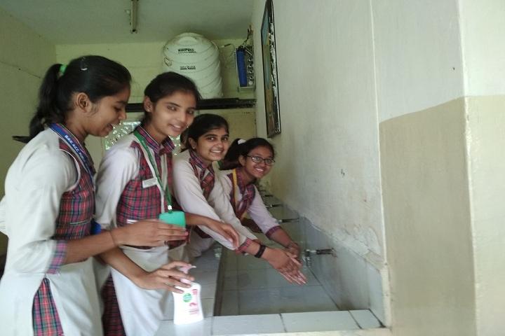 DAV ACC Public School-Handwash