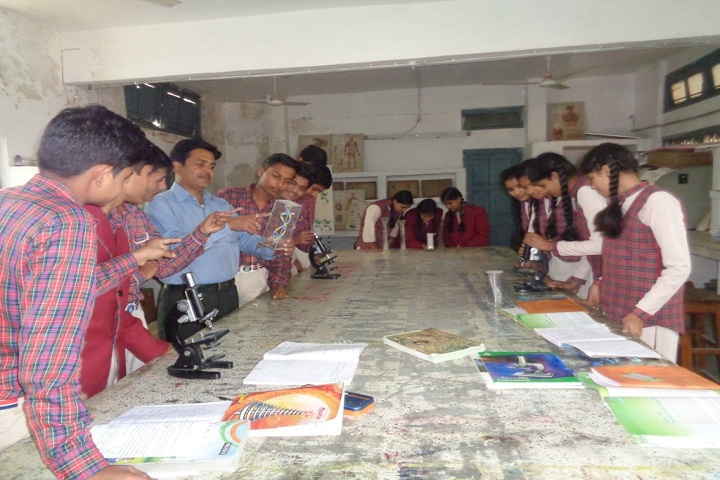 D A V Public School Panna - Lab