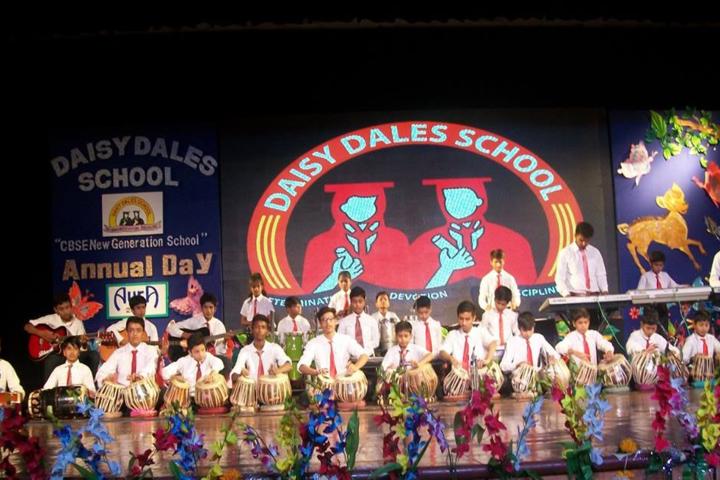 Daisy Dales School-Annual day
