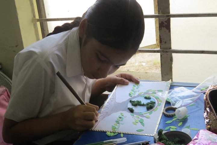 Daly College-Art and Craft