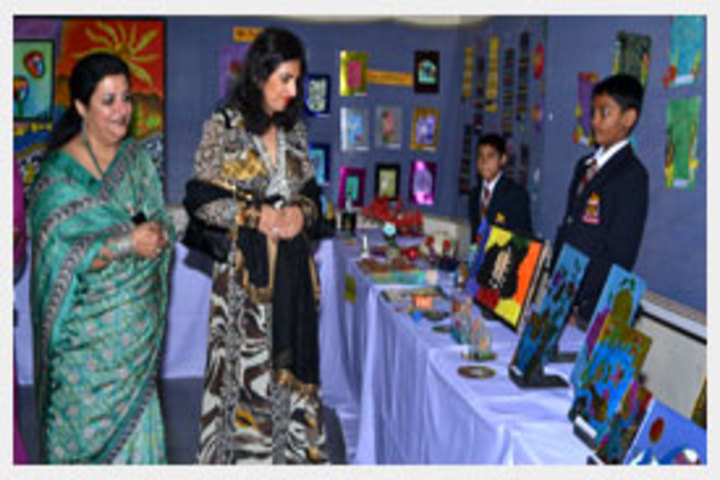 Daly College-Science Exhibition