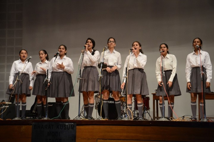 Daly College-Singing