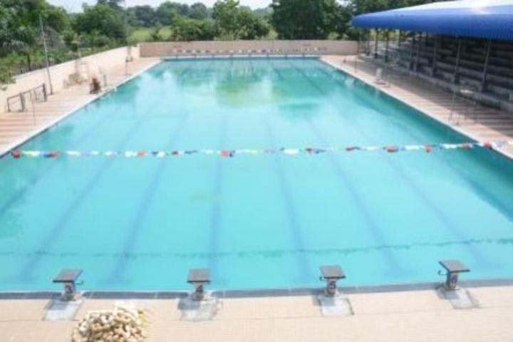 Daly College-Swimming Pool