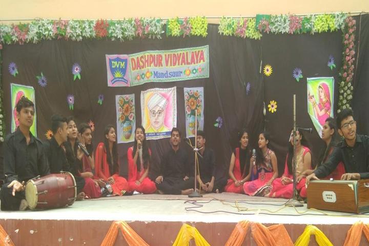 Dashpur Vidyalaya-Muasic