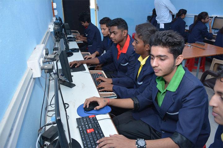 Datahari Public School-Computer lab