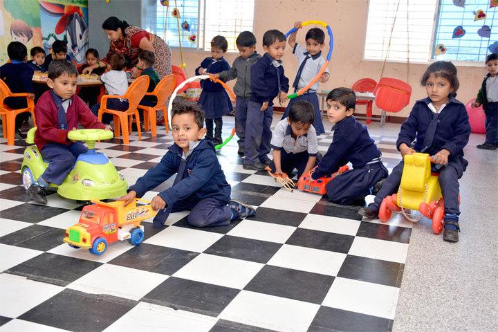 Datahari Public School-Kg Class
