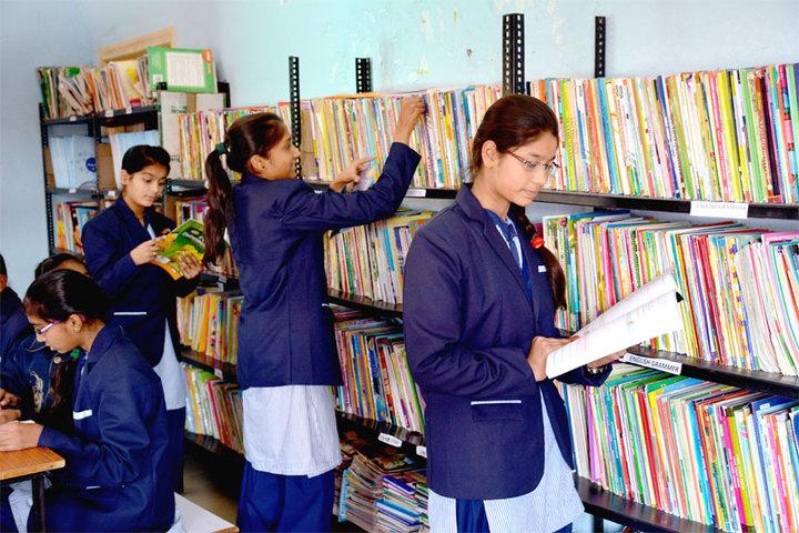 Datahari Public School-Reading Room