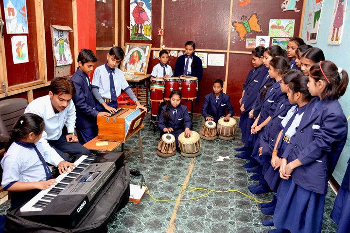 Datahari Public School-Music