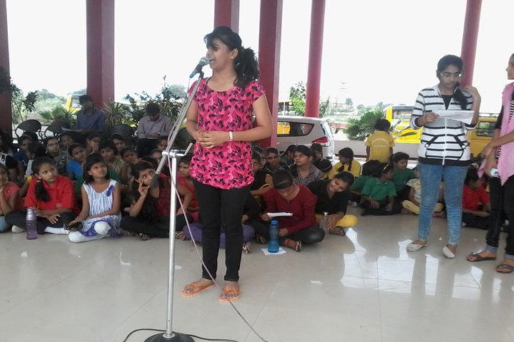 Datahari Public School-Speech