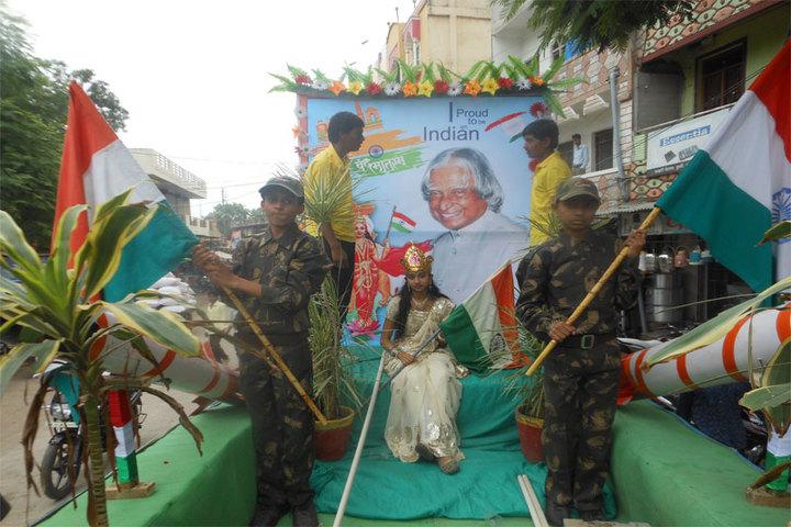 Datahari Public School-Festivals