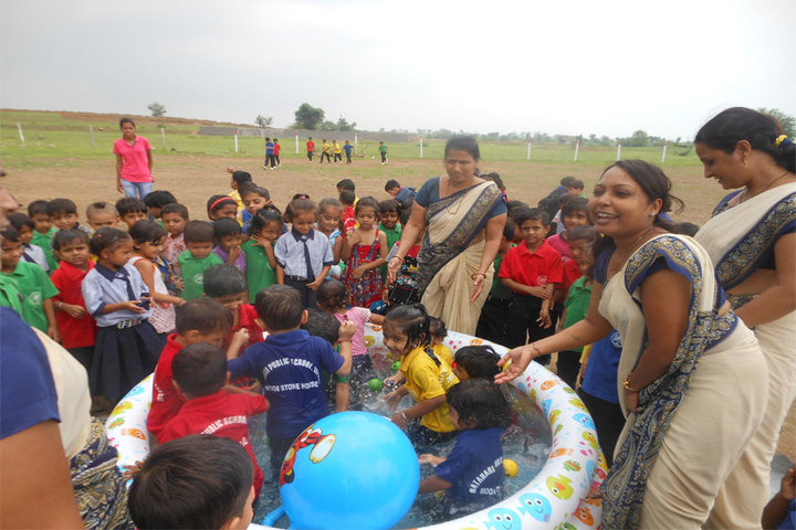 Datahari Public School-Fun Activities