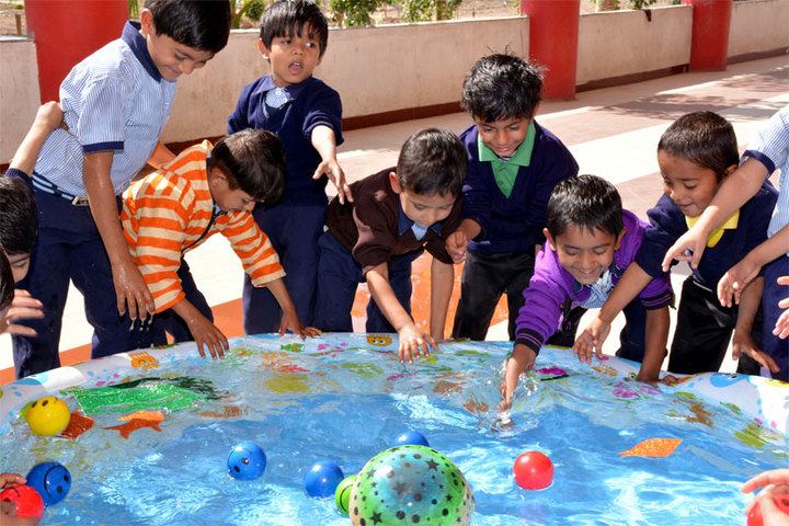 Datahari Public School-Fun
