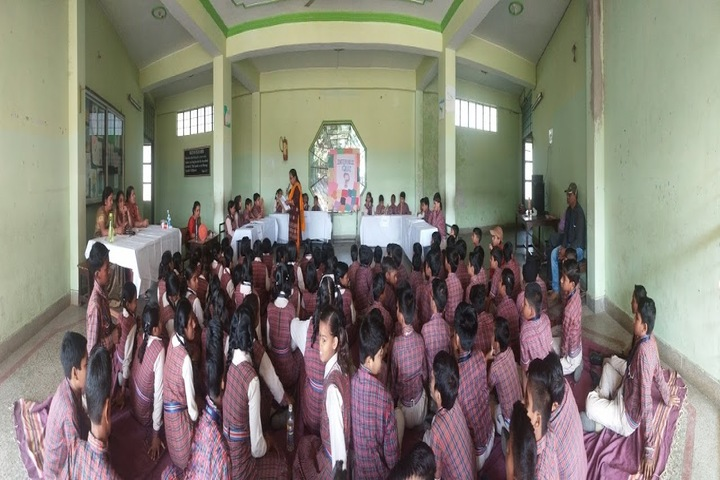 Dav Burhar Public School - Hall