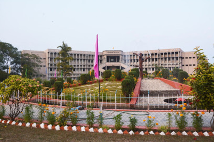 Dav Burhar Public School-Campus View