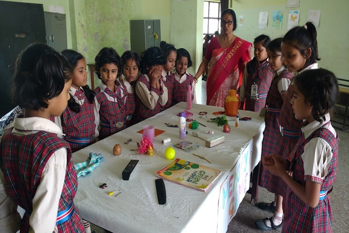 Dav Burhar Public School - Activity