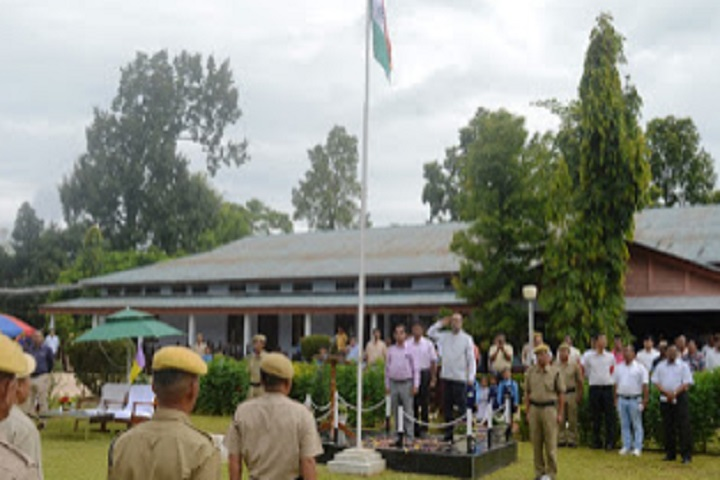 Vivekananda Kendra Vidyalaya Neepco-Independence Day