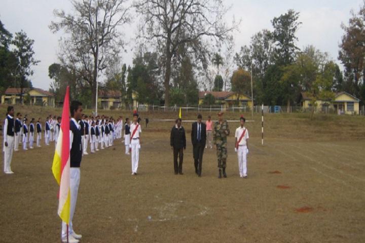 Vivekananda Kendra Vidyalaya Neepco-Parade
