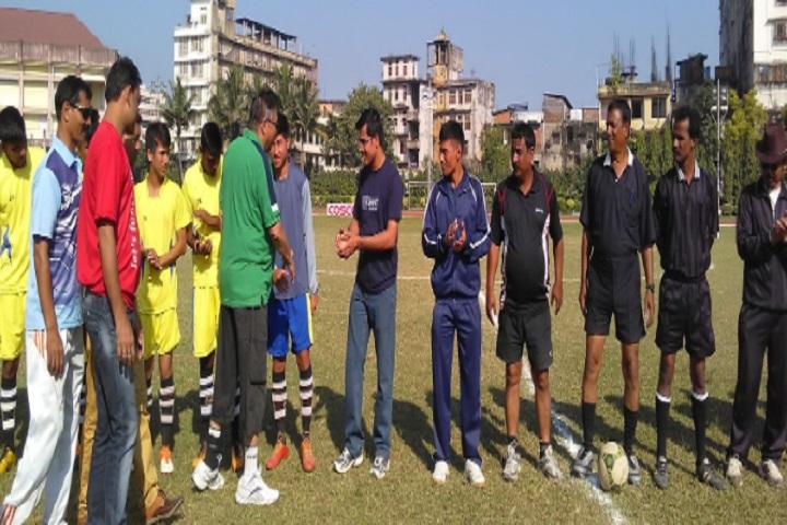 Vivekananda Kendra Vidyalaya Neepco-Sports