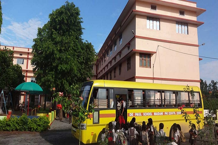De Paul School-Transport