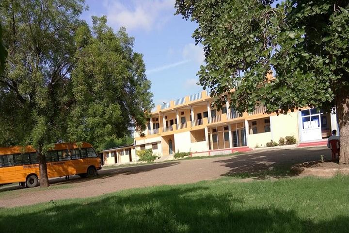 Deep Jyoti Vidhya Niketan Senior Secondary School-School Front View
