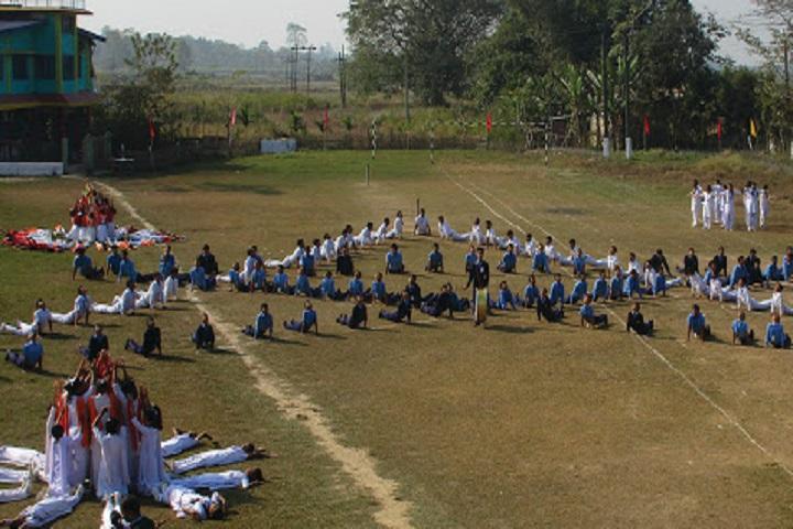 Vivekananda Kendra Vidyalaya-Annual Sport