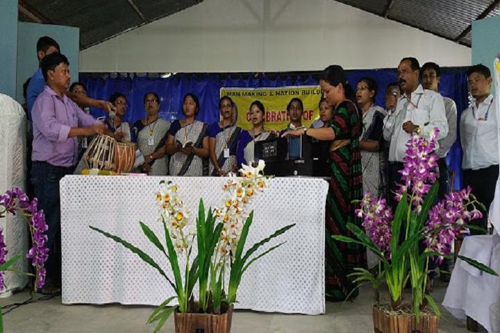Vivekananda Kendra Vidyalaya-Cultural Activity
