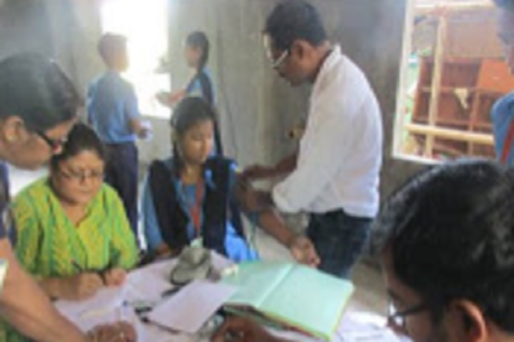 Vivekananda Kendra Vidyalaya-Medical camp