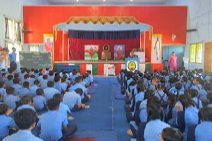 Vivekananda Kendra Vidyalaya-Pooja Event