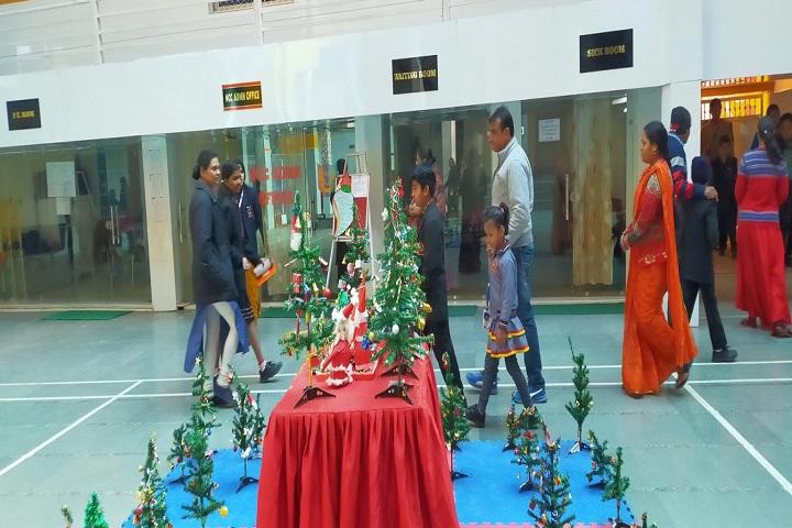 Deepak Memorial Academy-Christmas Celebration