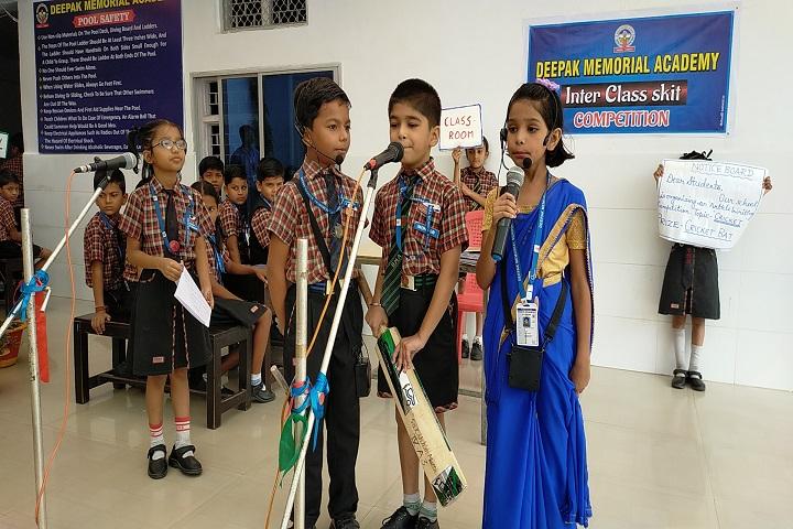 Deepak Memorial Academy-Inter School Skit Competition