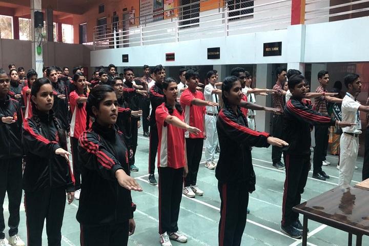 Deepak Memorial Academy-Prayer