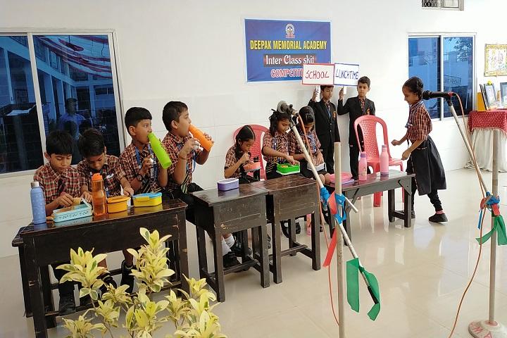 Deepak Memorial Academy-Skit