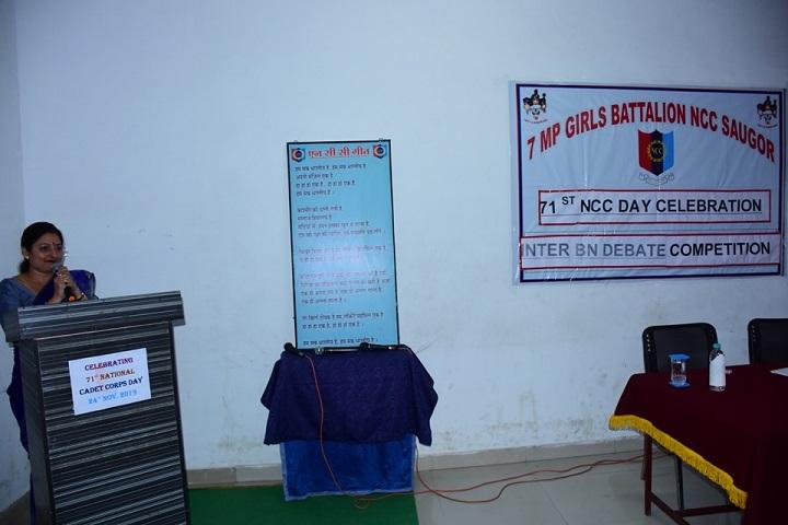 Deepak Memorial Academy-Speech