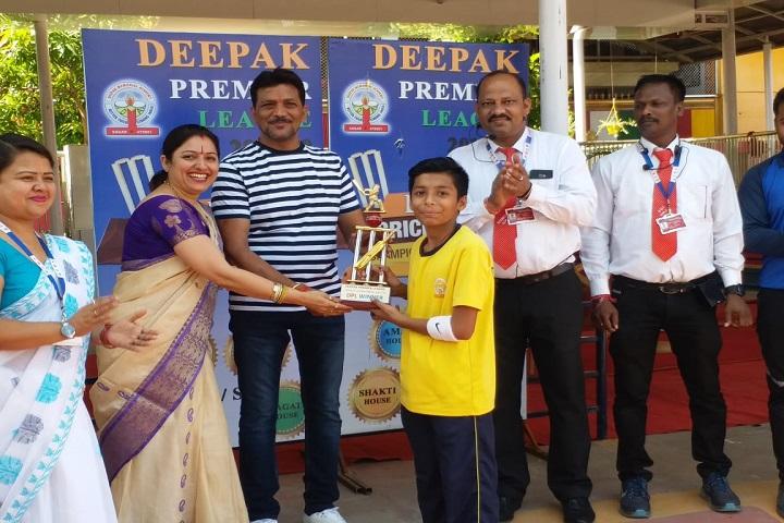 Deepak Memorial Academy-Sports Winner